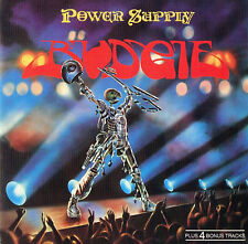 BUDGIE-POWER SUPPLY  CD NEW