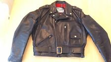 Vintage Aero Horsehide Leather Jacket D-Pocket Elvis / King of the Road Sz 38 40