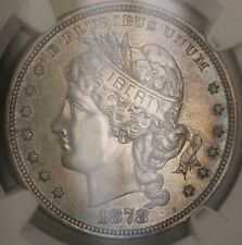 1878 Goloid Metric Silver