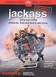 Jackass: The Movie DVD, Johnny Knoxville, Collector's Edition, Funny, BRAND NEW!