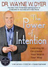 The Power of Intention: Learning to Co-Create Your World Your Way by W. Dyer...