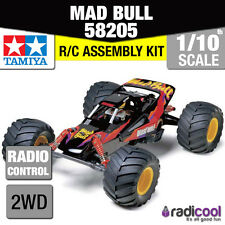 58205 Tamiya Mad Bull 2WD Ltd 1 / 10th R / C KIT RADIOCOMANDO 1/10 Buggy NUOVO!