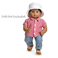 "American Girl BT BITTY TWIN BEACHCOMBER OUTFIT for 15"" Baby Doll In package NEW*"