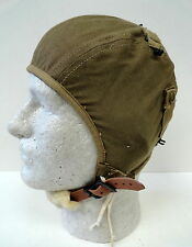 GENUINE US AIR CORPS SUMMER FLYING HELMET-MINT