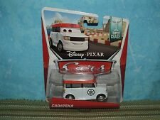Disney Pixar Cars 2: Carateka *SUPER CHASE* (NIP)