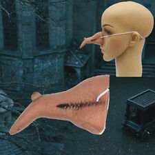Halloween Witch Nose With Wart On Elastic Fancy Dress Fake Witches Nose Nice