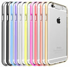 Shockproof Hybrid Rubber Hard LED Light Cover Case For Apple iPhone 6 6s 6s Plus