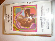 Buddy Guy CASSETTE NEW Live A Man & The Blues