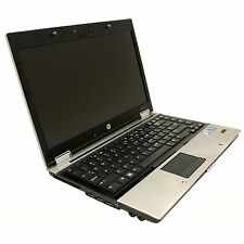 "HP Elitebook 8440p 14"" LED Notebook i5 2.4GHz 4GB 128GB SSD DVDRW Webcam Win 7"
