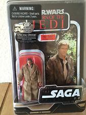 Star Wars 3.75 Vintage Endor Han Solo Figure