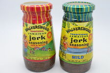 2 x Walkerswood Jamaican Jerk  Organic Seasoning 10 oz Paste/ Sauce