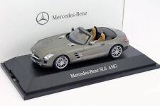 Mercedes-Benz SLS AMG Roadster monza gris 1:43 Roadster