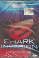 Dvd **SHARK INVASION** nuovo 2004