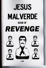 JESUS MALVERDE BOOK OF REVENGE S. Rob occult black magic