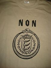 "NON / Boyd Rice ""Osaka"" SHIRT #L Death in June Blood Axis Psychic TV Current 93"
