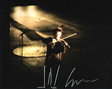 GFA Lou Reed's Violinist * LAURIE ANDERSON * Signed 8x10 Photo AD5 PROOF COA