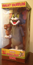 "Funko DAMAGED BOX TOM & JERRY 20"" BANK DOUBLE WOBBLER LTD EDITION - DOUBLE BOXED"
