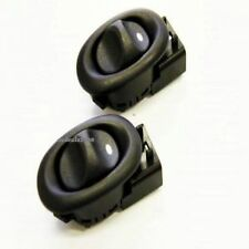 REAR/FRONT Electric Power Window Switch PAIR BLACK Holden Commodore VX VY VZ VT