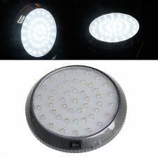 White 1Pc 46-LED 12V Car Vehicle Interior Indoor Ceiling Roof Dome Light Lamp