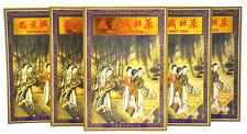6 Paquetes Fei Yan Feiyan Cisne Té Adelgazante Perder Peso 120 Bolsas De Té