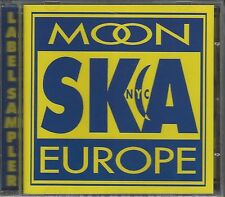 VARIOUS ARTISTS - MOON SKA EUROPE - (still sealed cd) - MOONCD 050X