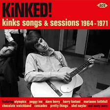 KINKED! - KINKS SONGS AND SESSIONS - CDCH 1463