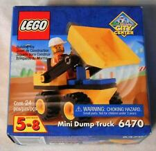 Lego #6470 City Center Mini Dump Truck, 24 pieces