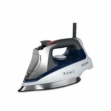 Black + Decker Allure Steam Iron NEW