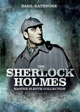 The Sherlock Holmes Collection (DVD, 2009, 4-Disc Set)