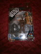 STAR WARS FIGURE R2 D2 & C 3PO  SIGNATURE SERIES 77-07 WITH COLLECTORS COIN