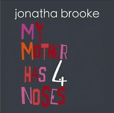 My Mother Has 4 Noses by Jonatha Brooke (CD, Feb-2014, Bad Dogs)
