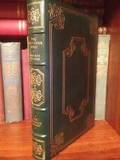 Franklin Library Leather Spectator Bird Wallace Stegner First Edition Society