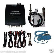 Hantek 1008B USB 8CH Automotive Diagnostic Oscilloscope/DAQ/Program Generator