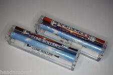 2 Stück - Elements 110mm Drehmaschine konisch für lange Zigaretten mit Anleitung