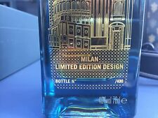 Johnnie Walker Blue Label Milan Limited Edition 400 Made Exclusive Skyline