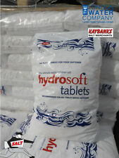 25kg Bags of Hydrosoft Tablet Salt for Water Softeners