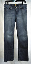 7 For All Mankind Seven Flynt Montreal MTB Blue Jeans 28 Womens