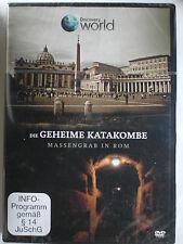 Die geheime Katakombe - Massengrab in Rom - Vatikan, Märtyrer, Grabkammer