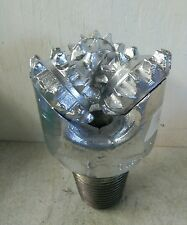 "4 3/4"" HUGHES TRICONE BIT OIL GAS WATER WELL DRILLING EQUIPMENT TOOLS"