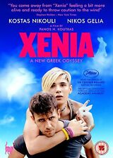 XENIA (Pazza idea) di Panos Koutras DVD FILM in Greco NEW .cp