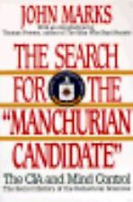"""The Search for the '""""Manchurian Candidate"""" : The CIA and Mind Control - The..."""