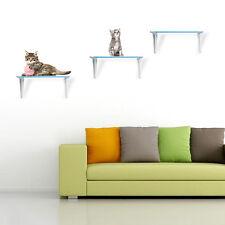 Cat Shelf Shelves Cat Cloud DIY Climber Scratcher Furniture Activity Center Blue