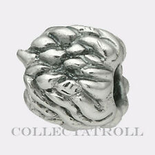 Authentic TrollBeads Silver Four Elements Trollbead *Retired* 11258 TAGBE-20011