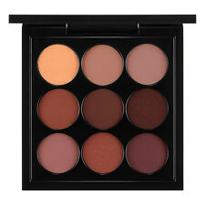 MAC EYE SHADOW PALETTE ( BURGUNDY TIMES NINE )