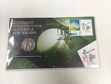 Australia - 2015 - ICC Cricket World Cup PNC/FDC - Limited Edition
