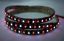 LED Light Strip - 24 Volt Dual Color (Red/White) LED Light Strips for Auto Airpl