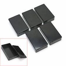 HOT 5Pcs Plastic Electronic Project Box Enclosure Instrument Case 100x60x25mm