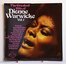"LP 12"" Dionne Warwicke The Greatest Hits Vol. 2 Hallmark  REC.VG+"