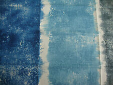 230cm DESIGNERS GUILD Mapuche cotton curtain fabric remnant