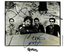 WILDHEARTS SIGNED PP PHOTO rich danny ginger jeff #A